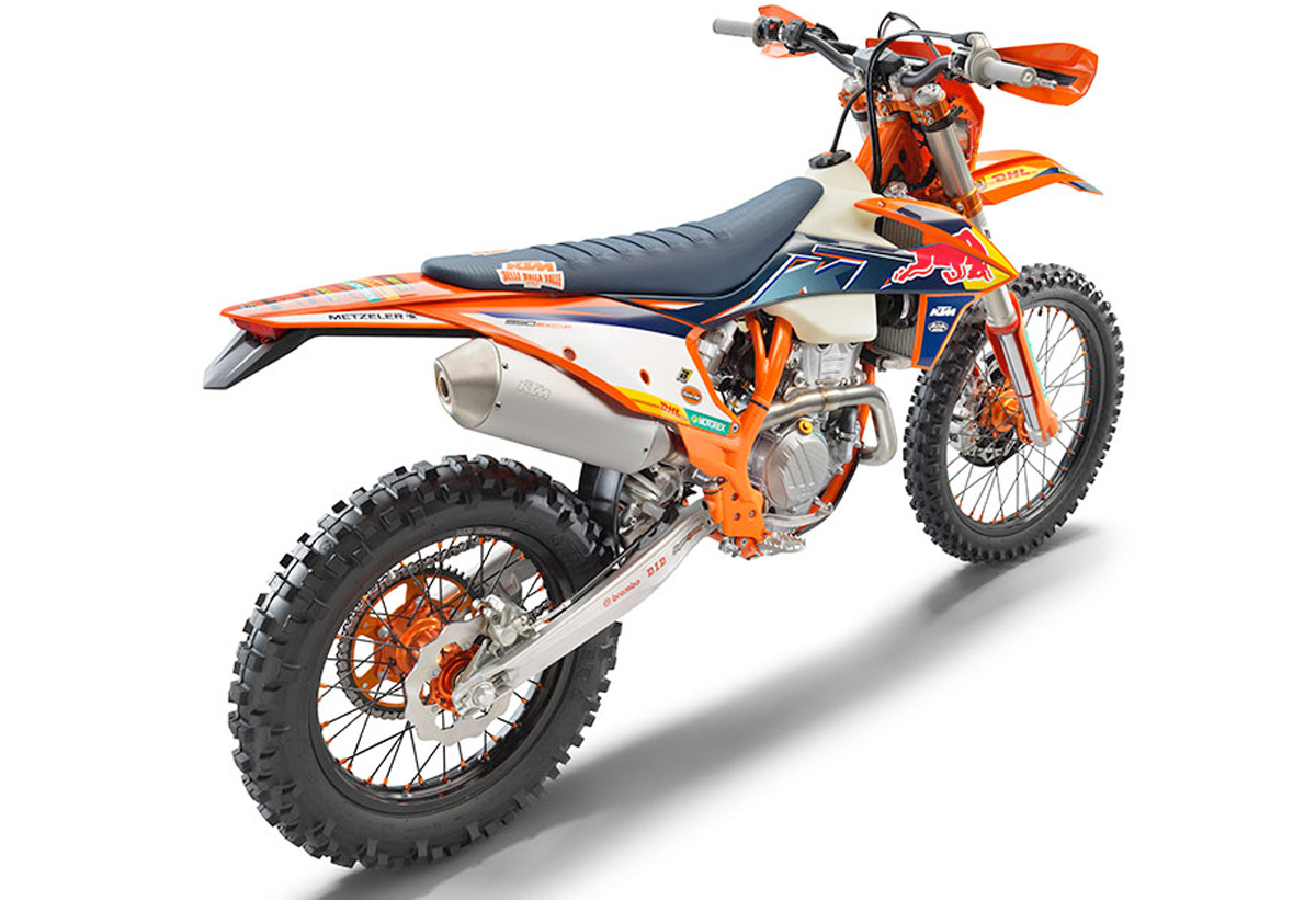 KTM 350 EXC F Factory edition 2022 2