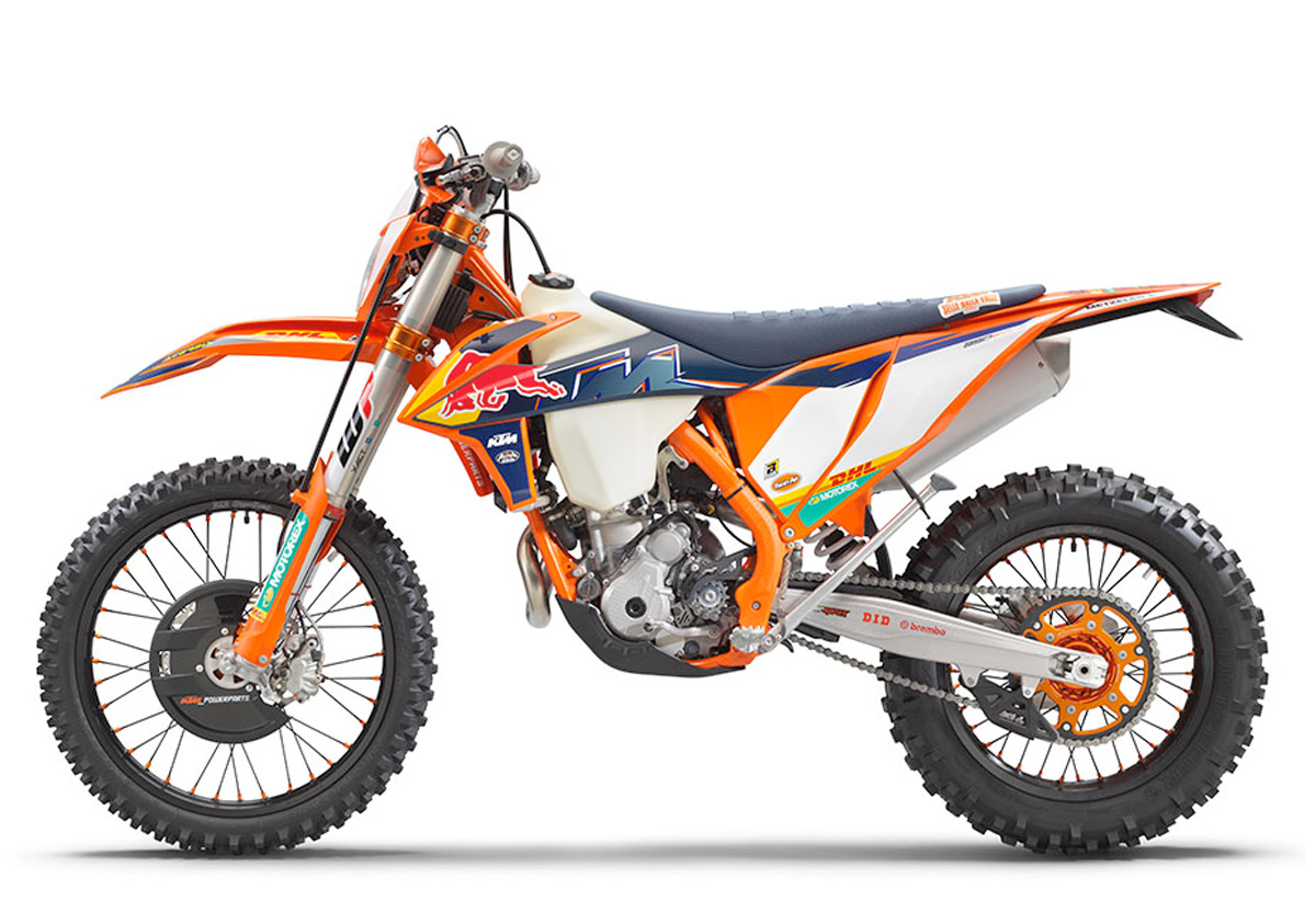 KTM 350 EXC F Factory edition 2022 3