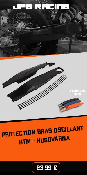 protection bras oscillant KTM