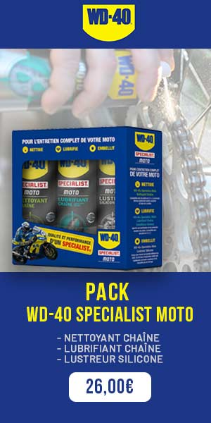 Pack moto WD-40
