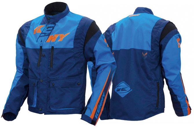 veste kenny enduro 2