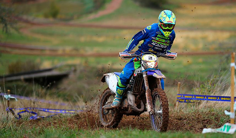 pilote sherco academy 2019