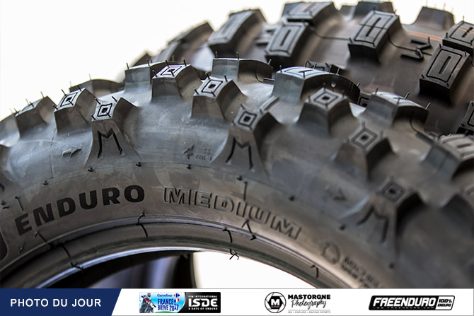 pneu enduro michelin iSDE 2017