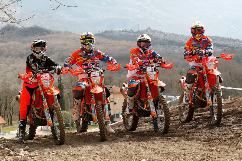 ktm factory enduro team 2016 2016 36