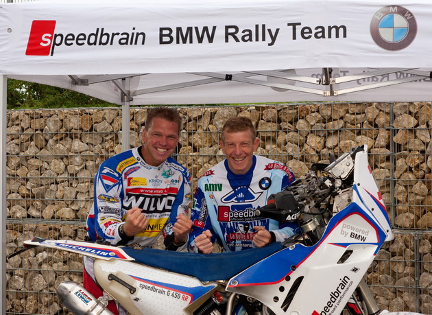 Rally Team Bmw