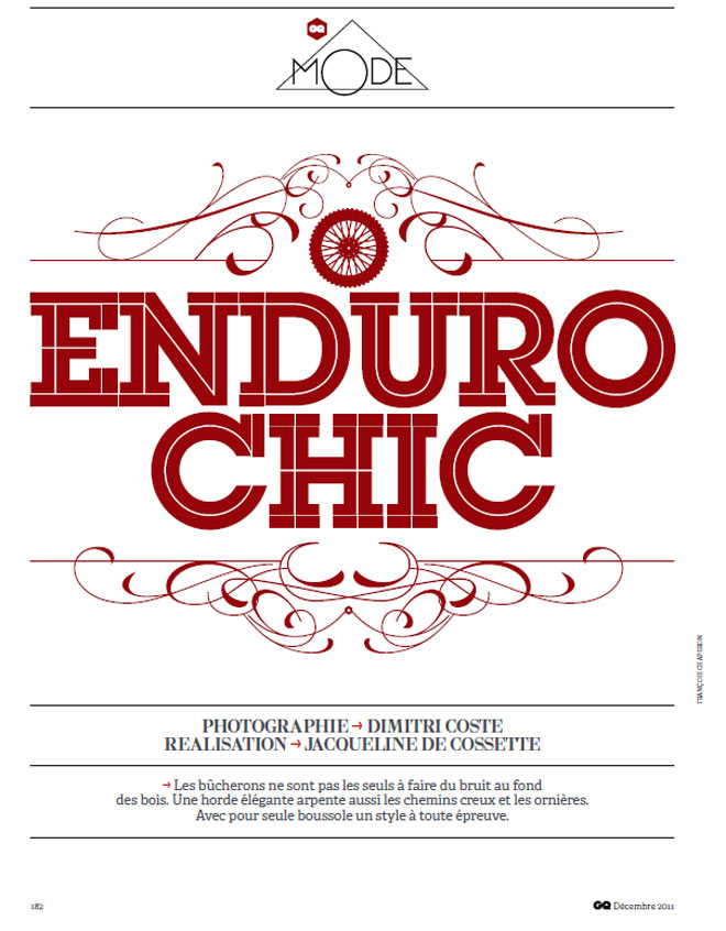 intro enduro chic