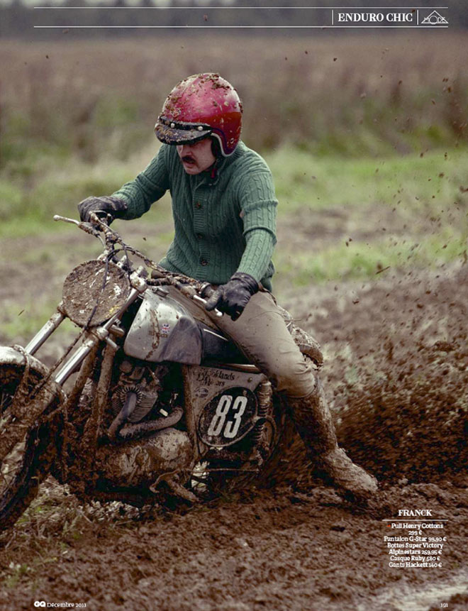 enduro old scool