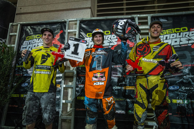 Taddy Blazusiak KTM Red Bull endurocross