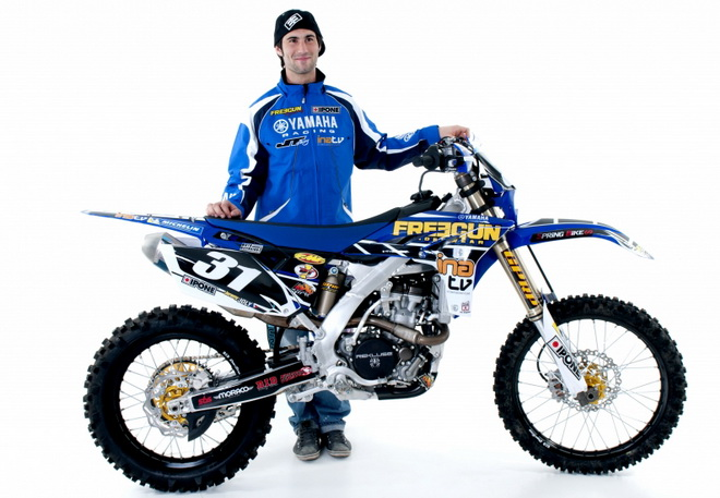 Jeremy Joly Freegin Ina TV Yamaha