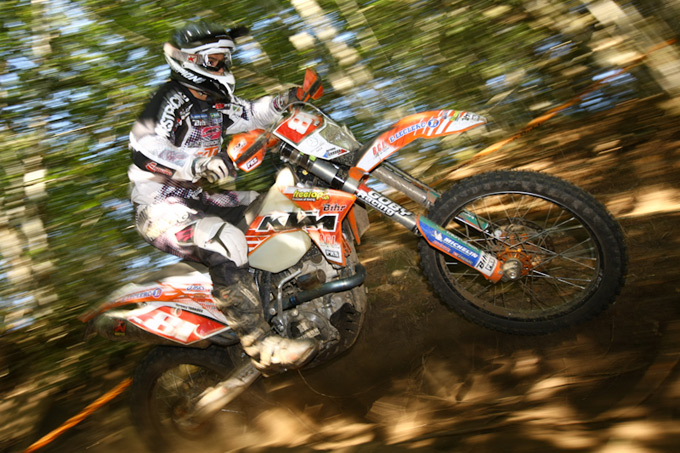 Jeremy Tarroux team KTM france enduro