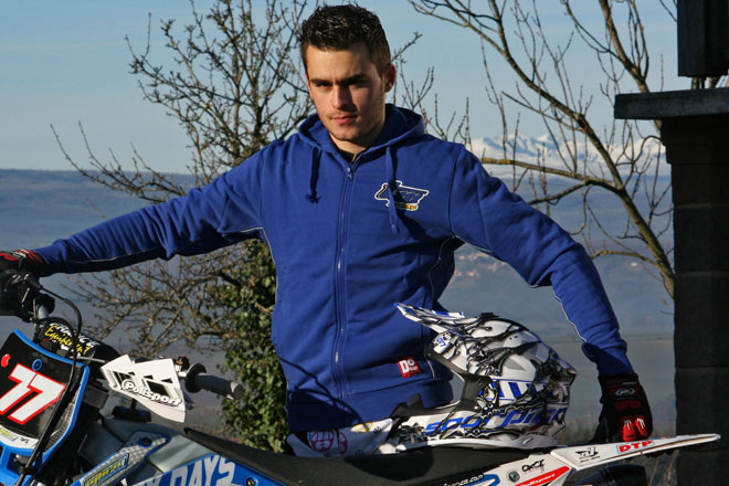 Julian Cotton TM Racing enduro