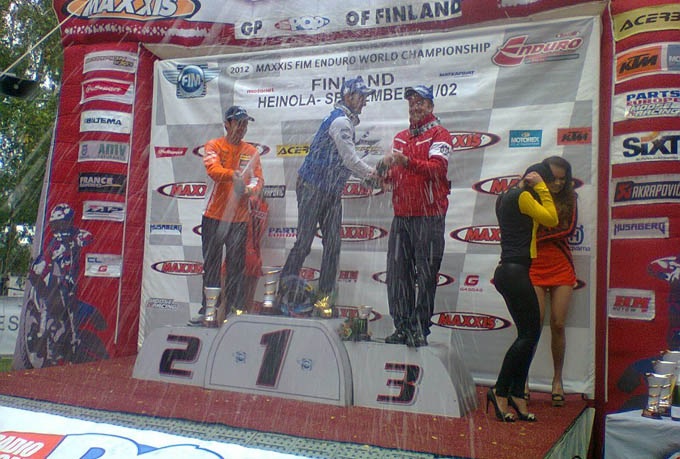 podium enduro 2 EWC
