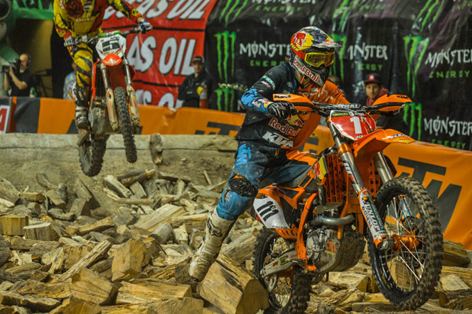 Taddy Blazusiak - endurocross