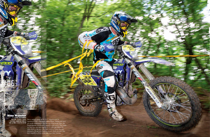 Sherco fabien planet enduro
