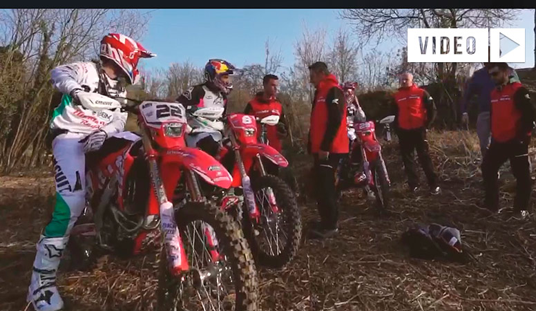 team honda enduro 2019