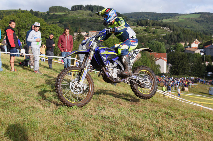 Anthony Boissière  enduro saint -cirgues