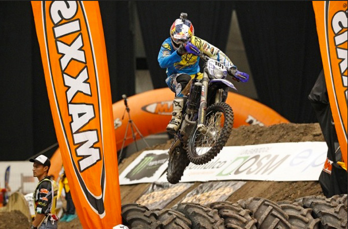 David Knight SUper enduro mexique 2014