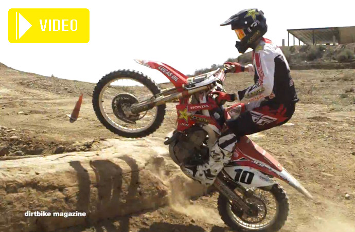 Colton Haaker 450 crf