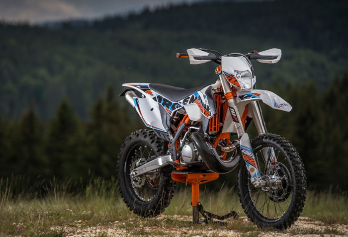 KTM enduro 6days 300