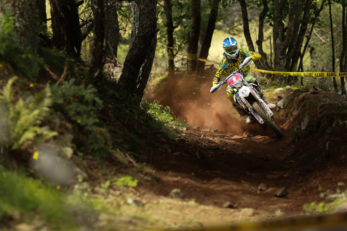 Pela Renet enduro France saint Cirgues
