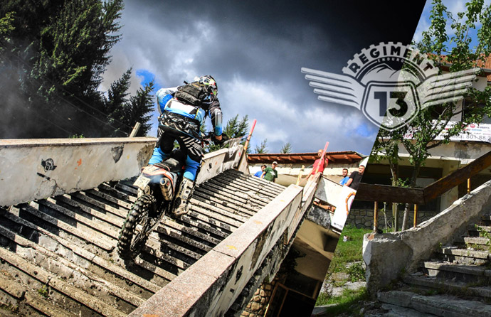 Har enduro Regiment 13 Challenge