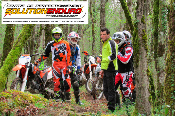 Solution enduro recrute