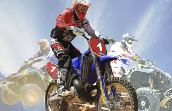 calendrier cross country moto 2014