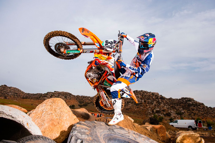 Taylor Robert KTM enduro cross USA