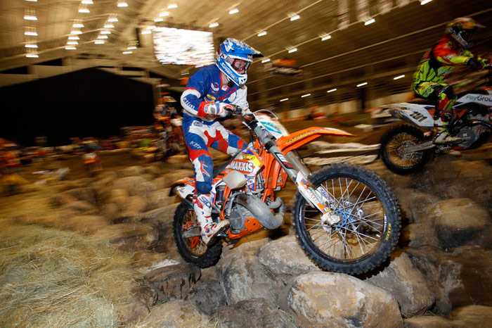 Coddy Webb super enduro mexico
