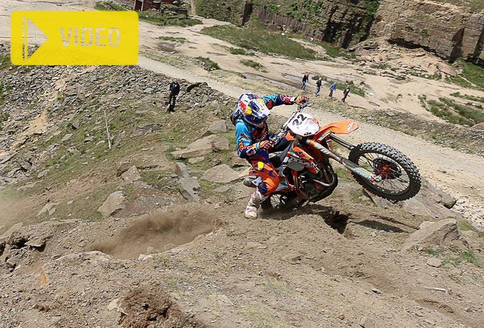 Jonny Walker enduro extreme UK