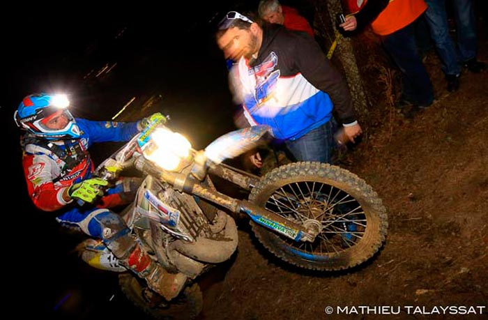 Kevin Rohmer  enduro race 2015