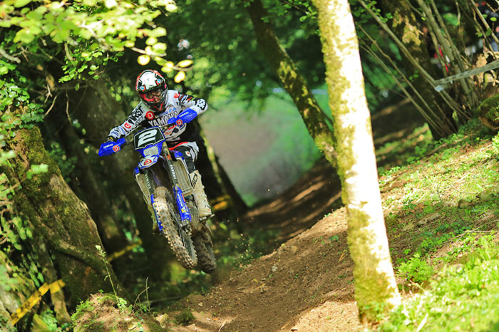 Marc Bourgeois enduro France