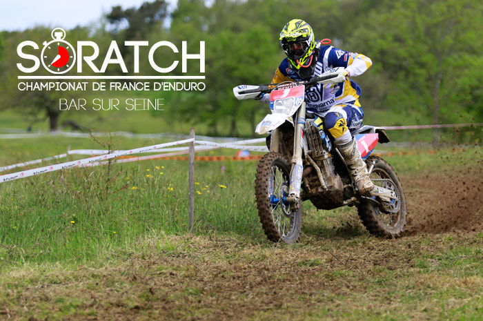 Pela Renet scratch enduro France Bar Sur Seine 2015