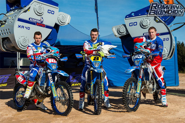 Team TM Racing enduro 2015