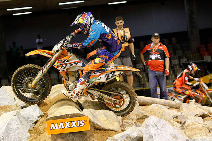 Walker pilpte KTM Super Enduro Gp du Brésil 2015