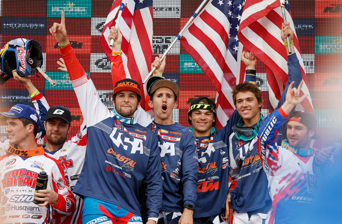 ISDE Usa Trophy 2016