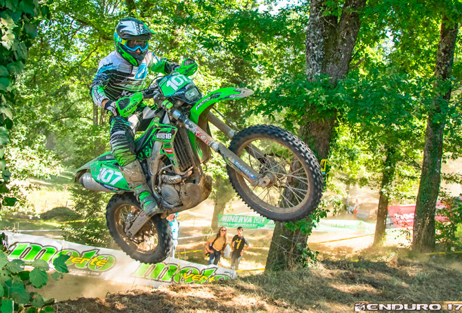 bouju enduro france kawa