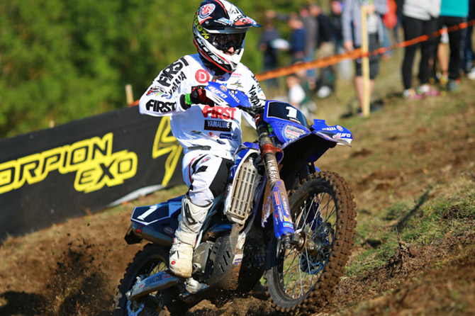 marc bourgeois enduro france E1 2016