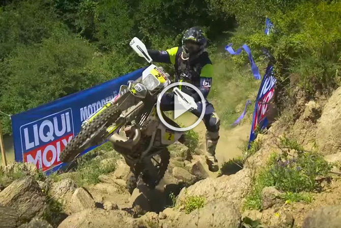 video hard enduro 2016