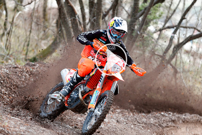 video ktm enduro 2017