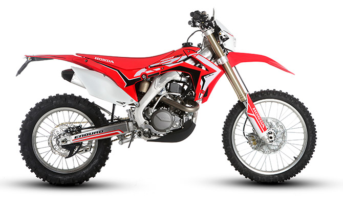 CRF 450 Enduro RS 2017
