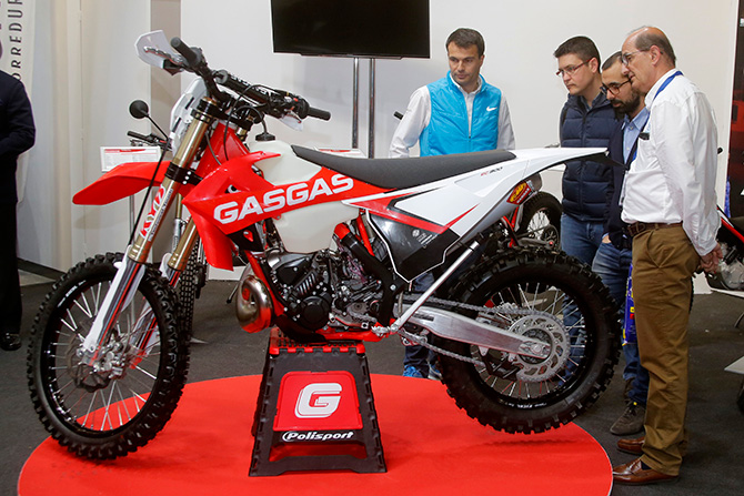 Gas Gas EC Enduro 2018 4