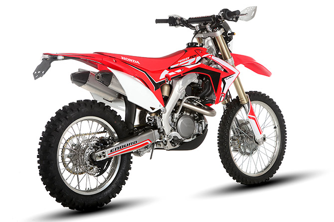 Honda CRF 450 Enduro RS 2017