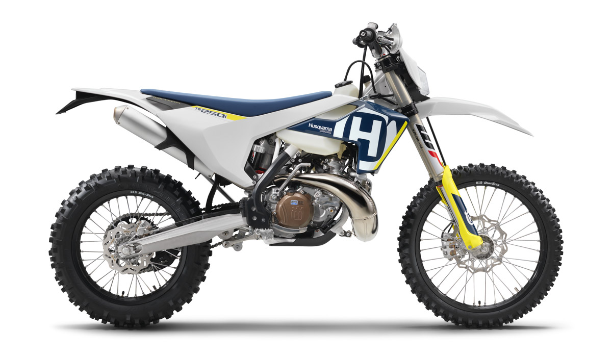 Husqvarna 250 TE injection 2018 2