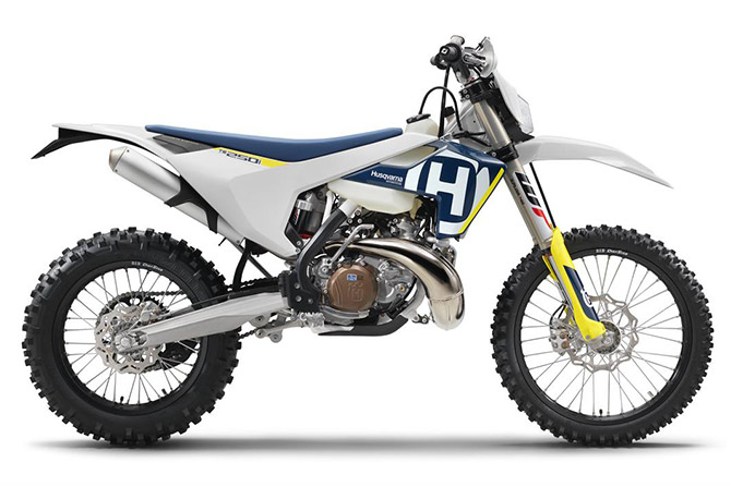 Husqvarna 250TEi 2018 injection