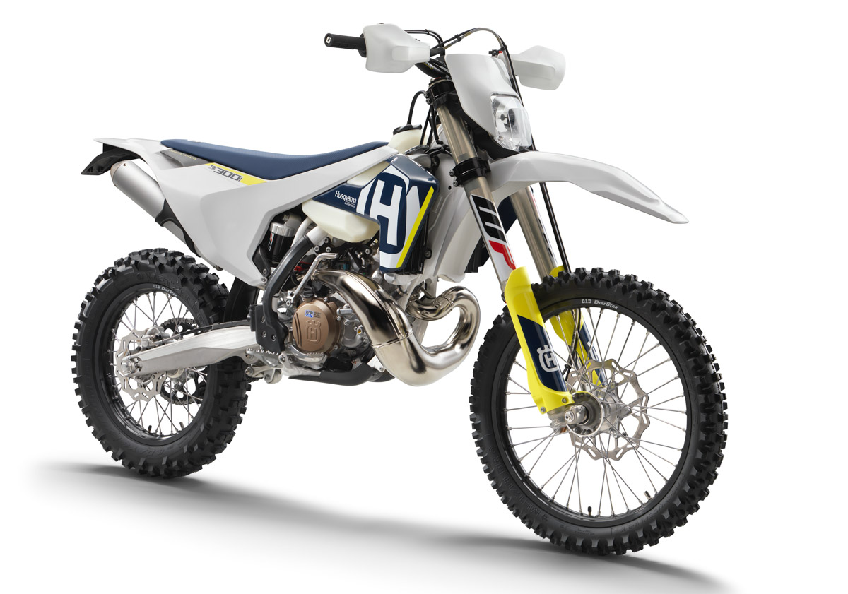 Husqvarna 300 TE injection 2018