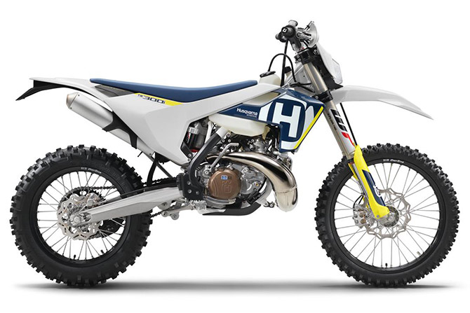 Husqvarna 300TEi 2018 injection