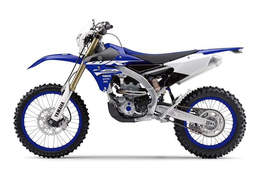 photo HD Yamaha WR250F enduro moto 3