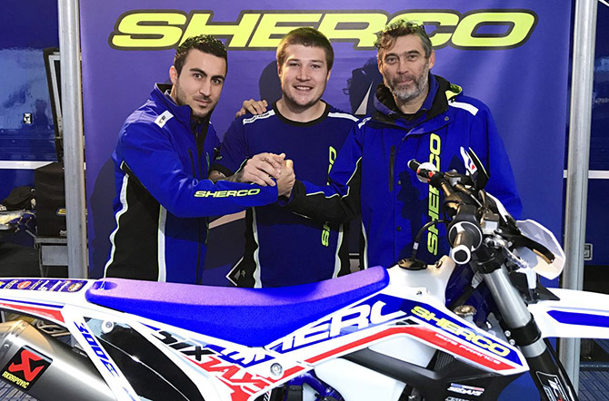 matt phillips sherco 2018