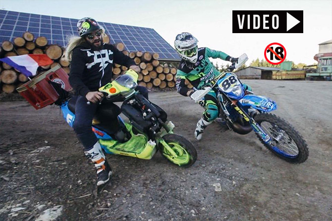 pierrick roncin video enduro 2